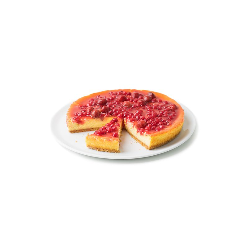 Tarta Cheesecake Frutos Rojos