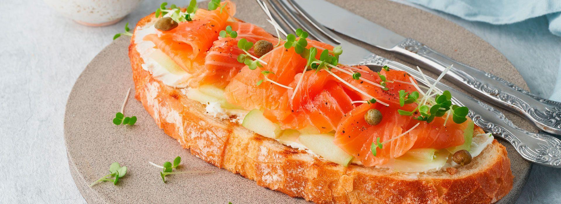 Ahumados, salazones y caviar
