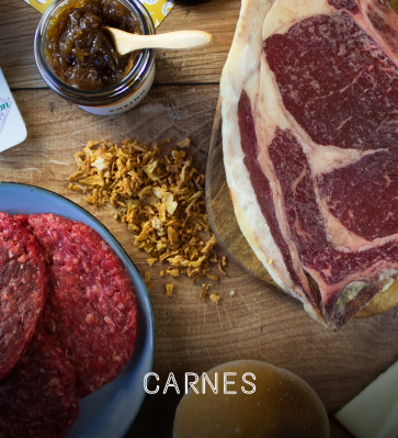 carnes gourmet